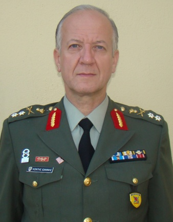 Ιωάννης Κόντης, Υποστράτηγος ε.α.